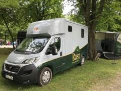 Gebrauchter Pferdetransporter Compact Stall 4,25t 180PS